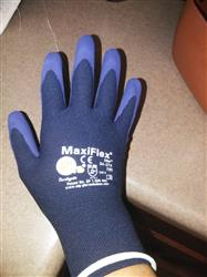 Tracey D. verified customer review of MaxiFlex® Ultimate Elite™ 34-274 Ultra Light Weight Nitrile Coated Work Gloves
