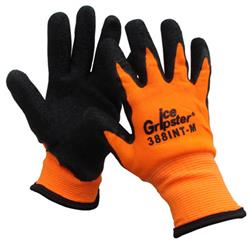 Brandon R. verified customer review of Ice Gripster™ 388INT Water Repellent Thermal Insulated Cold Condition Safety Work Glove