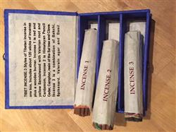 Geir M. verified customer review of 3-Style Variety Tibetan Incense
