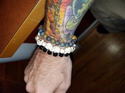 Andrew P. verified customer review of Impermanence Reminder Wrist Mala