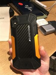 Matthew L. verified customer review of iPhone X Formula Carbon Fiber Case by Element Case