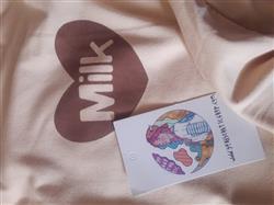 "Ana M. verified customer review of ""MILK BOX"" SHIRTS"