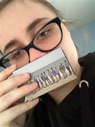 Sarah L. verified customer review of SEVENTEEN PHOTO CARDS