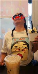 "Jina R. verified customer review of ""I AM COOL"" SHIRTS"