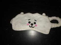 emily f. verified customer review of BT21 EYE MASKS