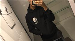 luan e. verified customer review of LAW OF NATURE HOODIES