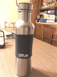Michele Volpe verified customer review of DYLN Living Water Bottle