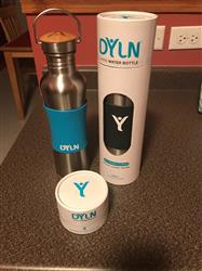 Leslie Turnelius verified customer review of DYLN Living Water Bottle