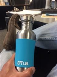 Carlos E. verified customer review of DYLN Living Water Bottle