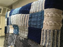 DENISE M. verified customer review of Lion Brand® Hometown USA® Sampler Lapghan (Knit) (L60231)