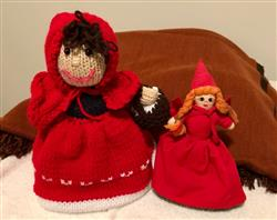 Cheryl C. verified customer review of Topsy Turvy Red Riding Hood Kit in Deramores Studio DK