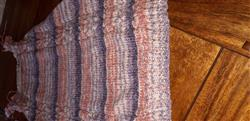 Mandy M. verified customer review of Vigur Basket Stitch Throw and Cushions by Wendy Kippax in Deramores Studio Chunky