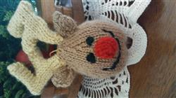 Gail C. verified customer review of Christmas Decorations by Cilla Webb in Deramores Studio DK