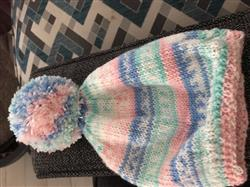 Jasmine J. verified customer review of Babies' Cardigan, Blanket and Beret in King Cole Cherish DK (4202)