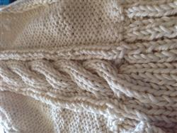 Rose M. verified customer review of Cardigan & Hat in Stylecraft Baby Aran (8361)
