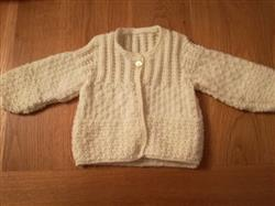 Anne C. verified customer review of Cardigans in Sirdar Snuggly Baby Bamboo DK (1802)