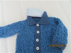 carol a. verified customer review of Cardigans in Sirdar Snuggly DK (4445) - Digital Pattern