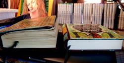 Susan C. verified customer review of Classic Leather Journal with hand cut pages