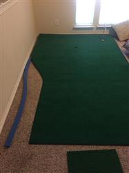 Michael M. verified customer review of Big Moss Country Club Putting Green