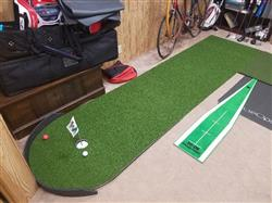 Steve E. verified customer review of Big Moss The General Putting Green