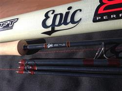 Michael L. verified customer review of 8wt - 890C Carbon Fibre Ready to Wrap Kit
