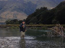 Anonymous verified customer review of DH11 Two Handed Fly Rod Kit