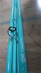 Dominique F. verified customer review of 12wt - Boca Grande FastGlass® Fly Rod Kit