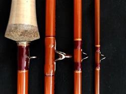 William S. verified customer review of 4wt - 476 Ready to Wrap Fly Rod Kit