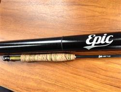 Michael L. verified customer review of 690C Carbon Fiber fly rod blank