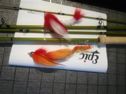 Michel P. verified customer review of 10wt - Bandit FastGlass® Fly Rod Kit