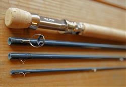 frédéric l. verified customer review of 888 FastGlass Fly Rod Blank