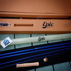 Norbert R. verified customer review of 8wt - 888 FastGlass® Fly Rod Kit