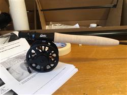 Kai H. verified customer review of 5wt - 590C Graphite Ready to Wrap Kit
