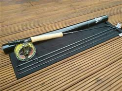 Jonathan H. verified customer review of 5wt - 590C Carbon Fibre Ready to Wrap Kit