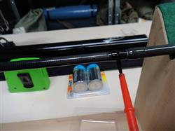 Peter H. verified customer review of 590C Carbon Fibre Ready to Wrap Fly Rod Kit