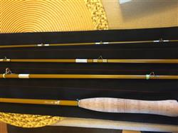 Shaun B. verified customer review of 590C 5 Weight fly rod blank