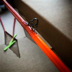 Andrew H. verified customer review of 4wt - Packlight FastGlass® Fly Rod Kit