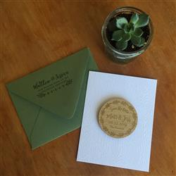 jessica s. verified customer review of Limba White Embossed Wood Grain Card Stock 111#, 8 1/2 x 11