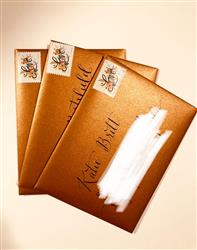 Christie C. verified customer review of A-2 Copper Metallic Envelopes (4 3/8 x 5 3/4)