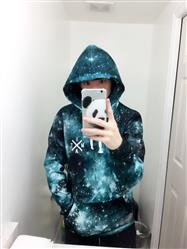 Ted T. verified customer review of Team Electric Pullover Hoodie