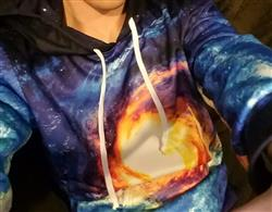 The Big Bang Pullover Hoodie