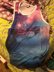 Shipwreck Men's Tank