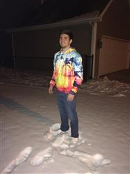Alex A. verified customer review of Coastal Dreams Pullover Hoodie