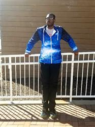 Cameron R. verified customer review of Neutron Stars Zip-Up Hoodie