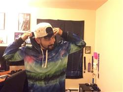 Kenneth B. verified customer review of Space Minimalist Snapback