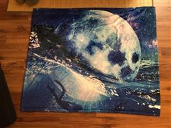 Moon Crush Blanket
