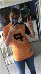 Gabby E. verified customer review of Overwatch League Starter Home Jersey - Philadelphia Fusion - Boombox