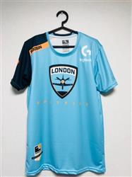 Songi J. verified customer review of Overwatch League Starter Home Jersey - London Spitfire - Bdosin