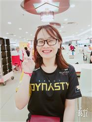 Tammy C. verified customer review of Overwatch League Starter Home Jersey - Seoul Dynasty - Ryujehong