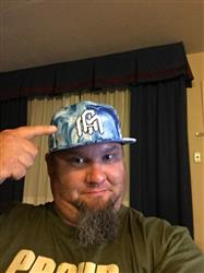 Scott W. verified customer review of Blue Marble Snapback